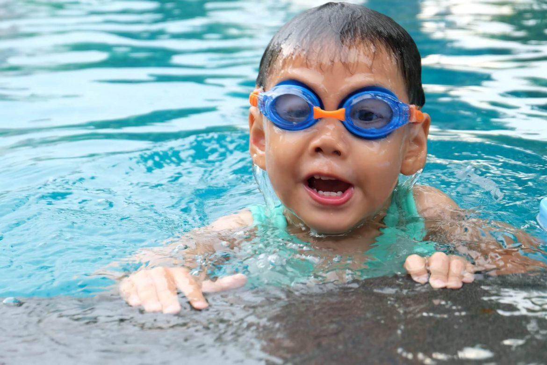 Level  2 – Infant Survival Swim and Stroke Development